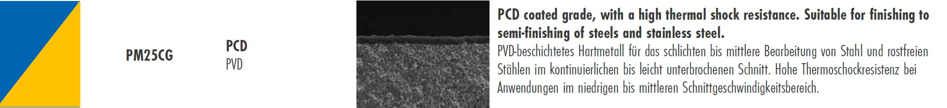 CCGT 060204 - PM3 - PM25CG für Stahl / VA