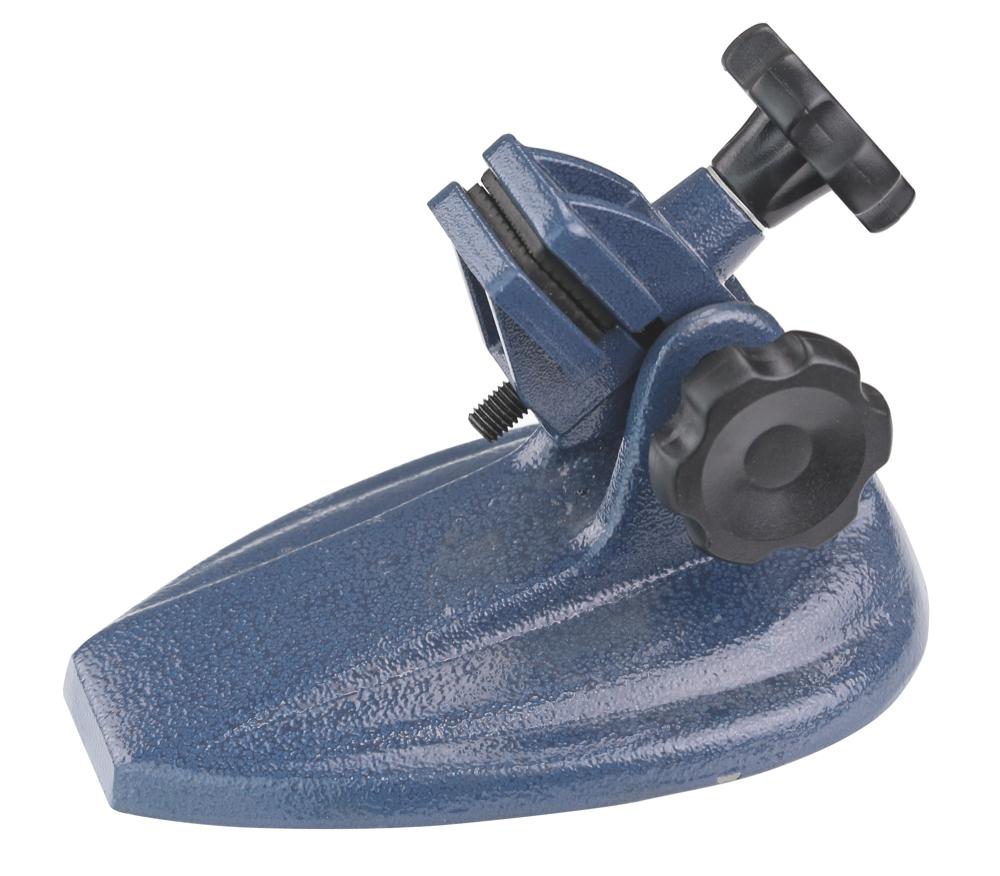 Halter für Bügelmessschrauben - bis 300 mm - Schwere Ausführung
