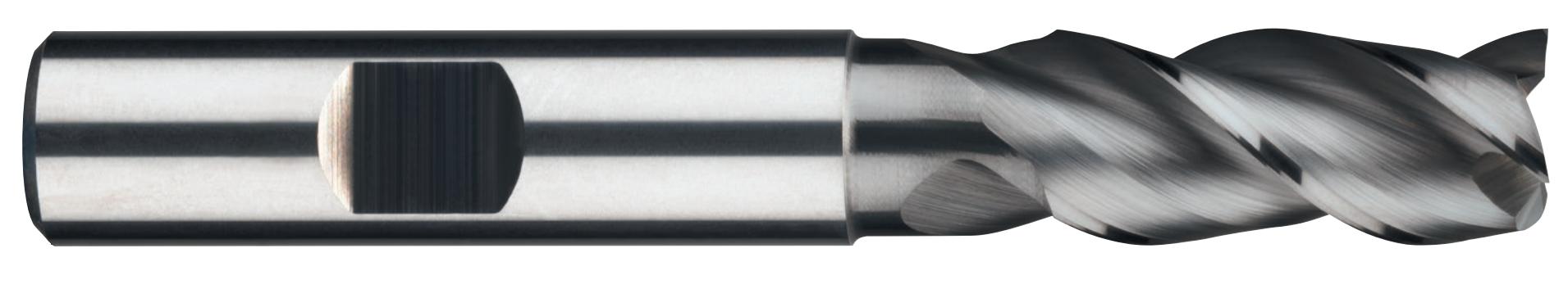 VHM HPC-Hochleistungsfräser ALU-BLACK