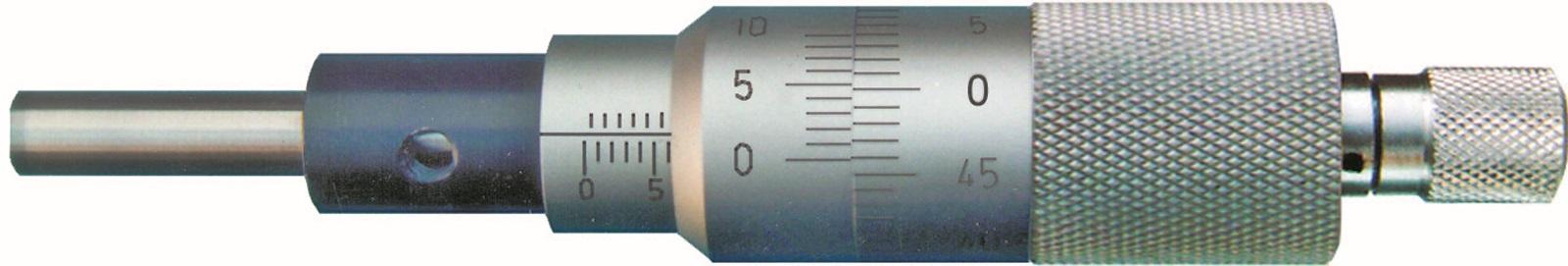 Einbau-Messschraube - 25 mm - Ablesung 0,001 mm