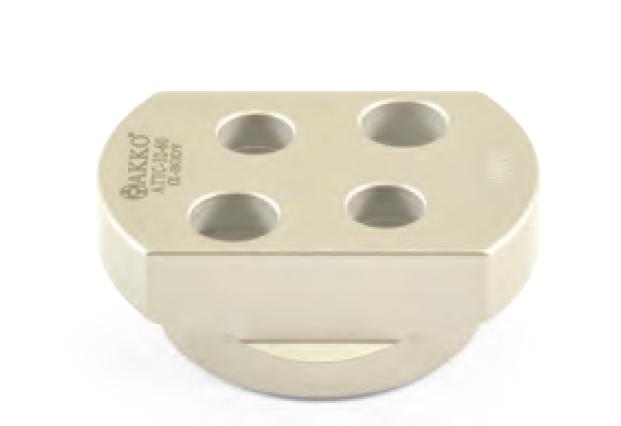 Zentrierwerkzeug für Vibrationsarme Bohrstangen