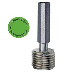 Gewindelehrdorn Gut  6H - Metrisch Fein - ab M60