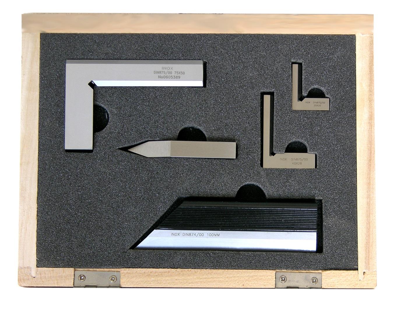 Anreiß-Werkzeugsatz - 5-teilig