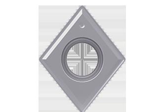 CCMT 09T304 - NN - LT1000 für alle Materialien