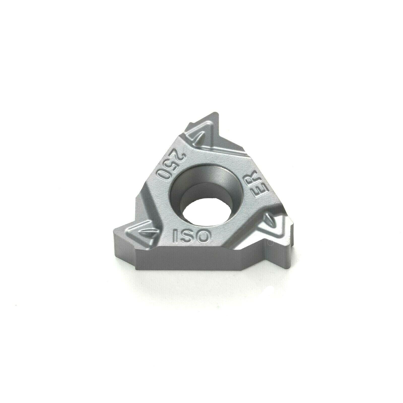 Gewindeplatte 16IR-V-ISO 60° - Vollprofil