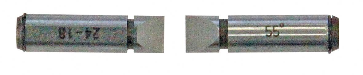 Gewinde-Einsätze Metrisch für Gewinde-Messschrauben