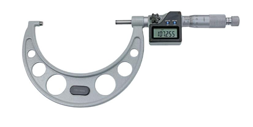 Digital-Bügelmessschrauben DIN 863