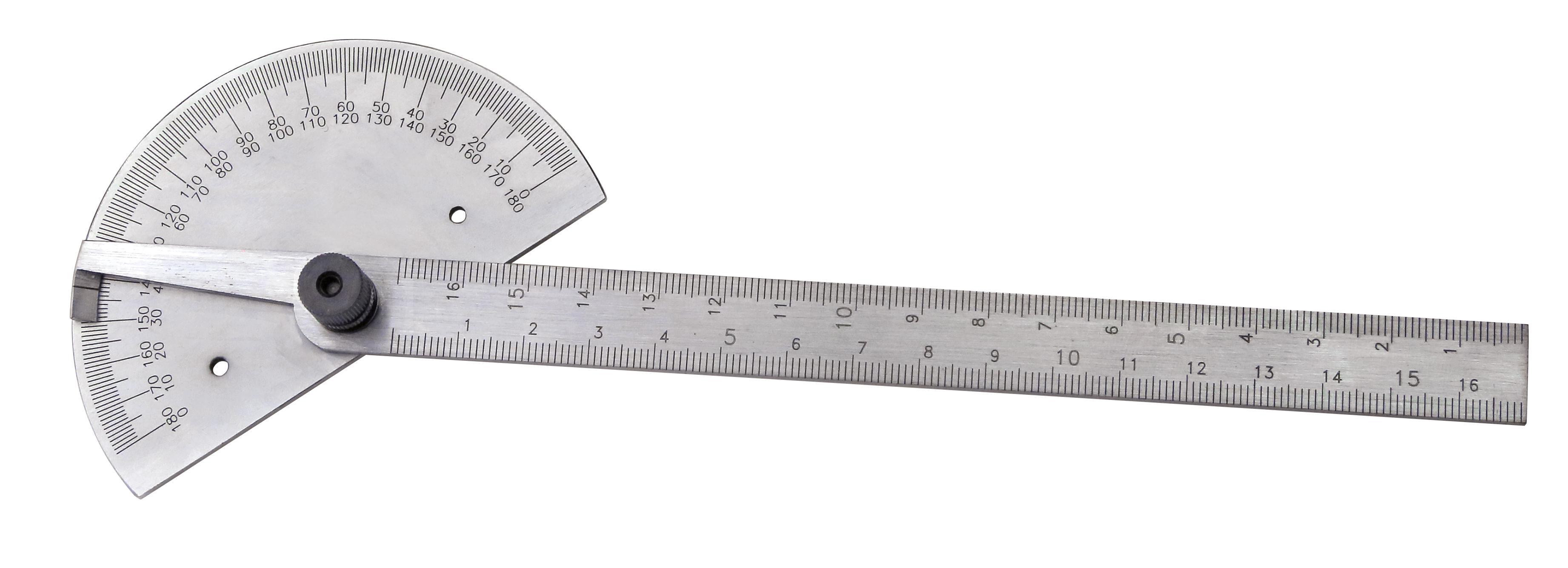 Gradmesser - Stahl - 85 x 160 mm