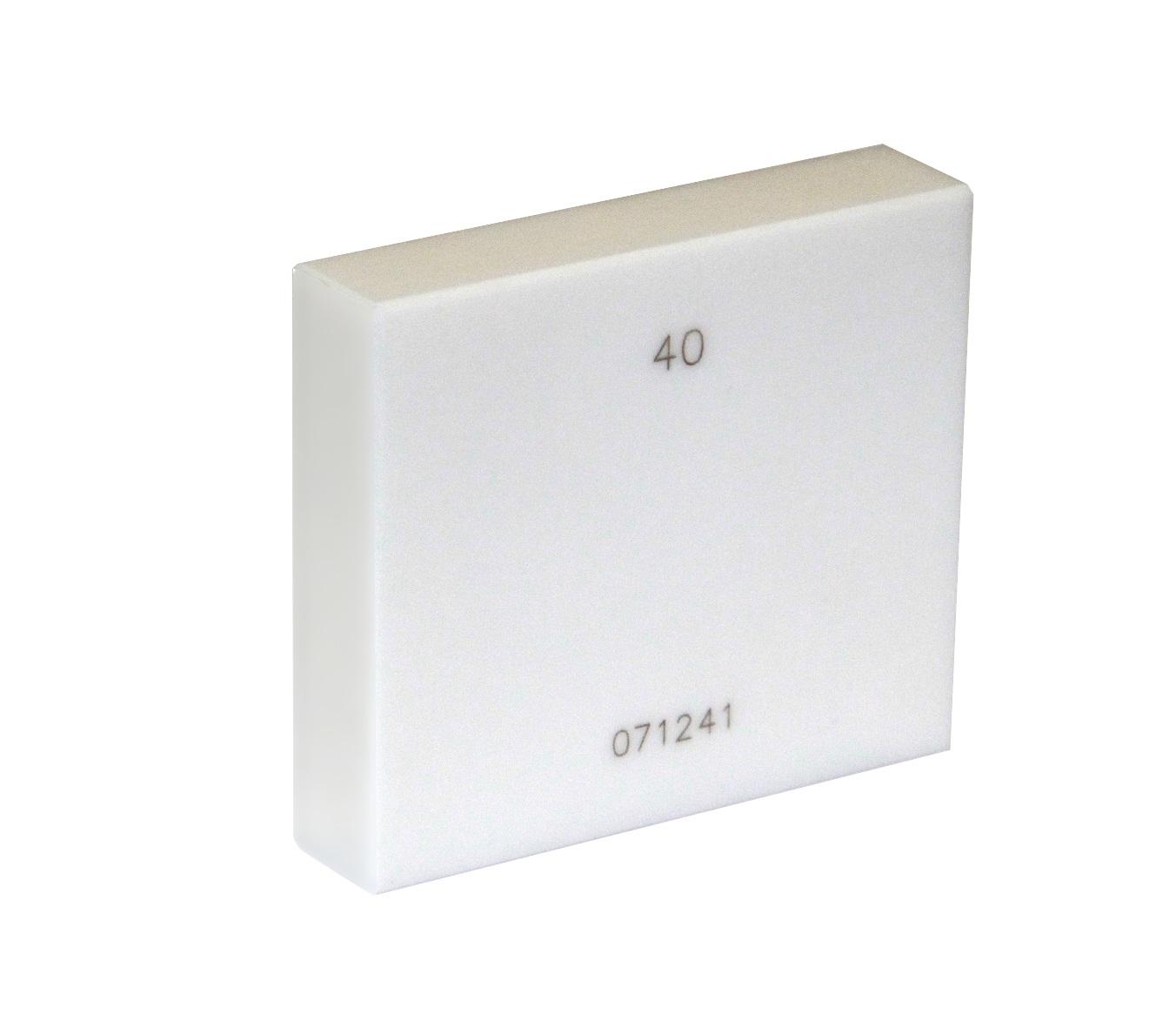 Einzel-Endmaße aus Keramik - von 1,5 mm bis 100 mm - DIN EN ISO 3650