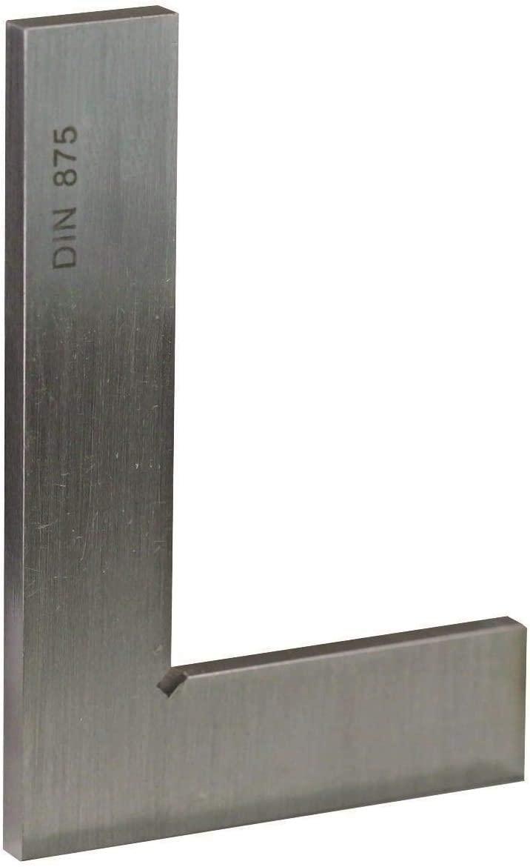 Kontrollwinkel - Stahl - Genauigkeit DIN 875/2