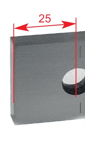 Einzel-Endmaße aus Stahl - ab 125 mm - DIN EN ISO 3650