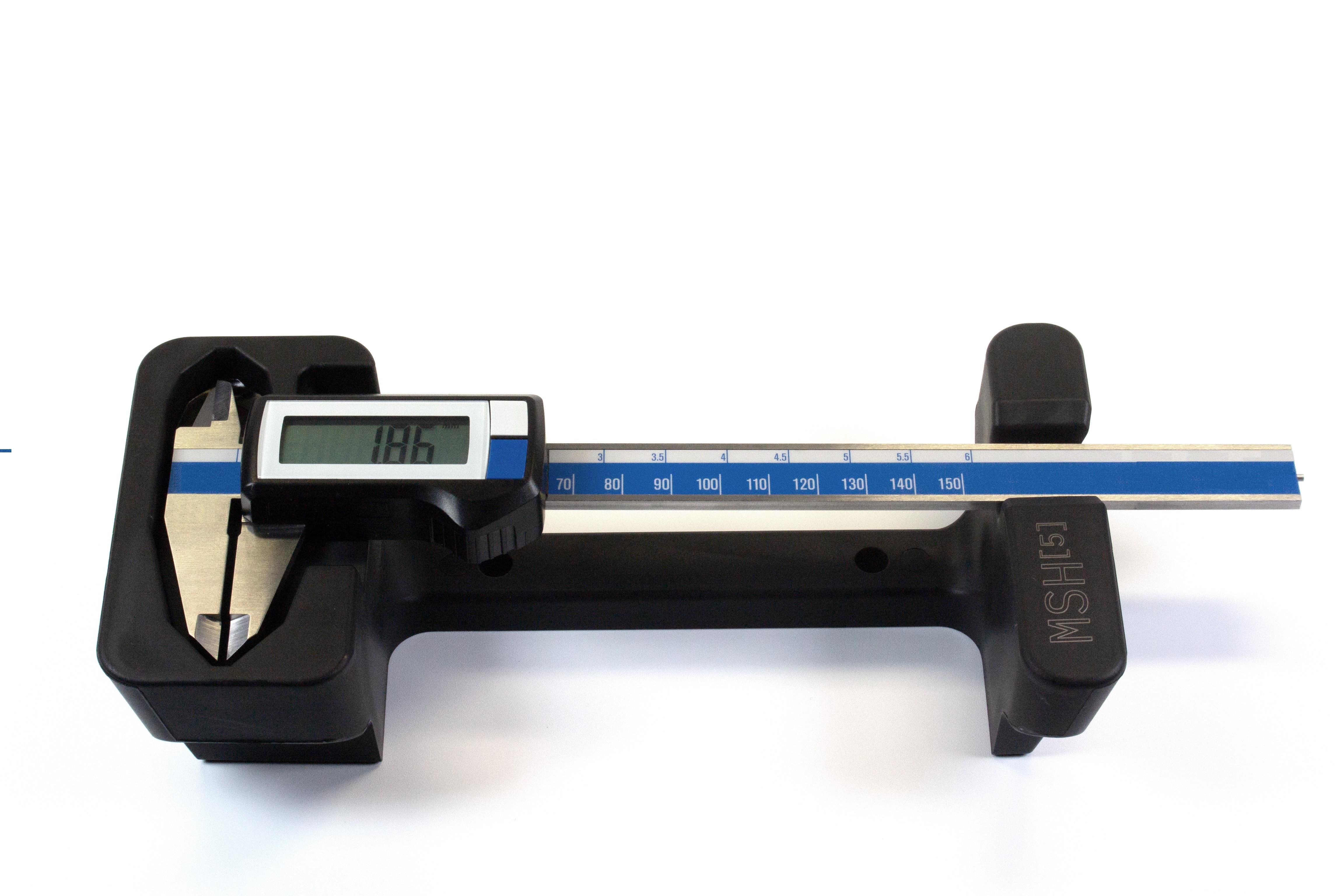 Messschieberhalter MSH bis 200 mm
