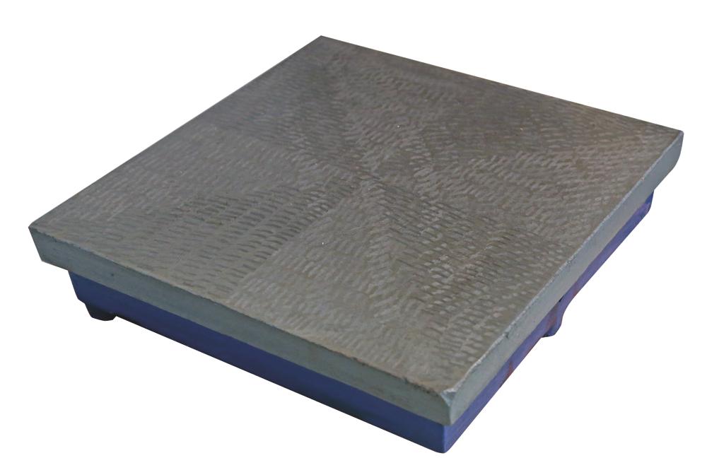 Kontrollplatte aus Grauguss