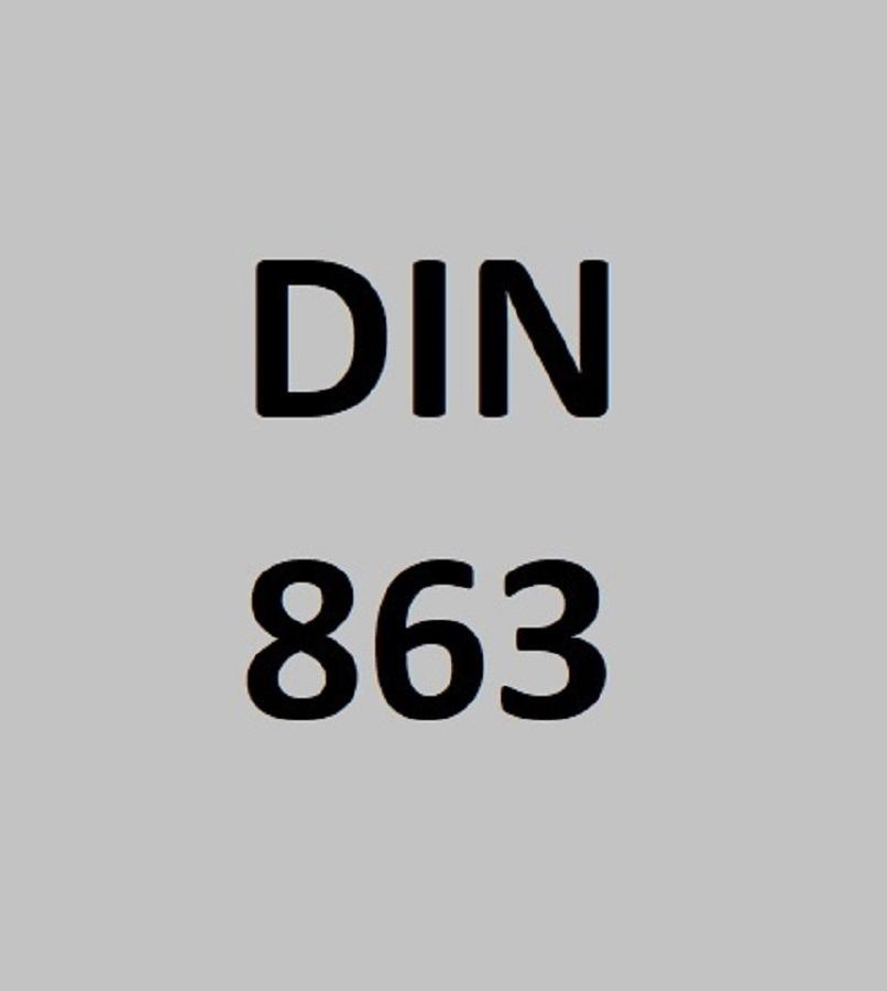 Bügelmessschrauben DIN 863 - mit Friktionsratsche