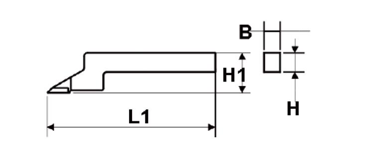 Höhenmess- und  Anreißgerät - Lupe