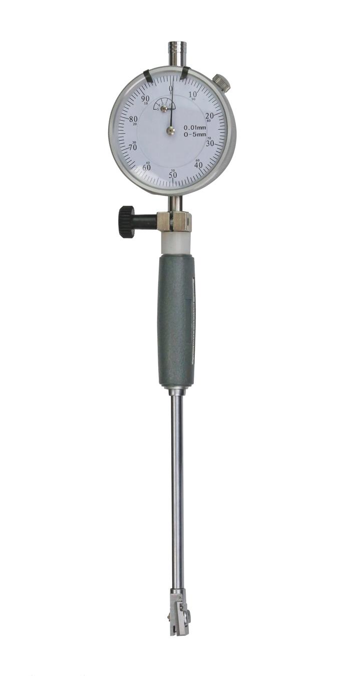 Innen-Feinmessgerät mit Messuhr - Hartmetall-Messflächen