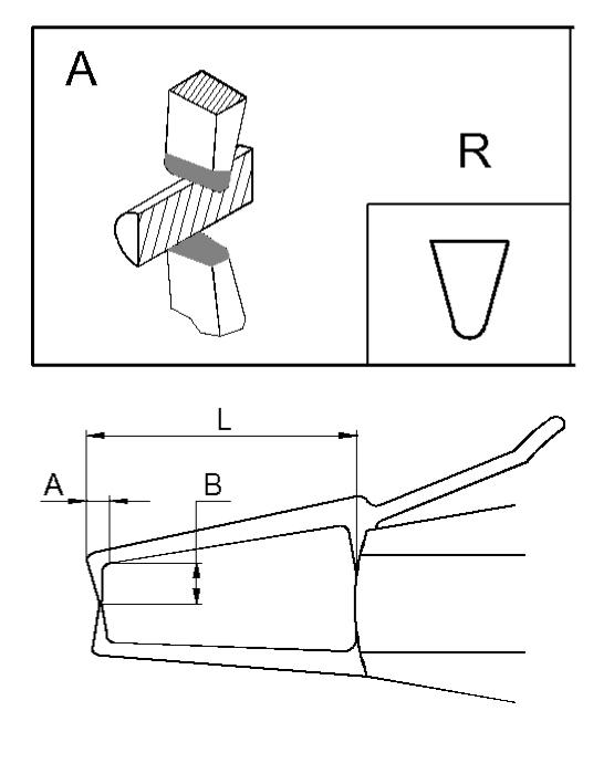 Digital-Außen-Schnellmesstaster - Anzeige drehbar