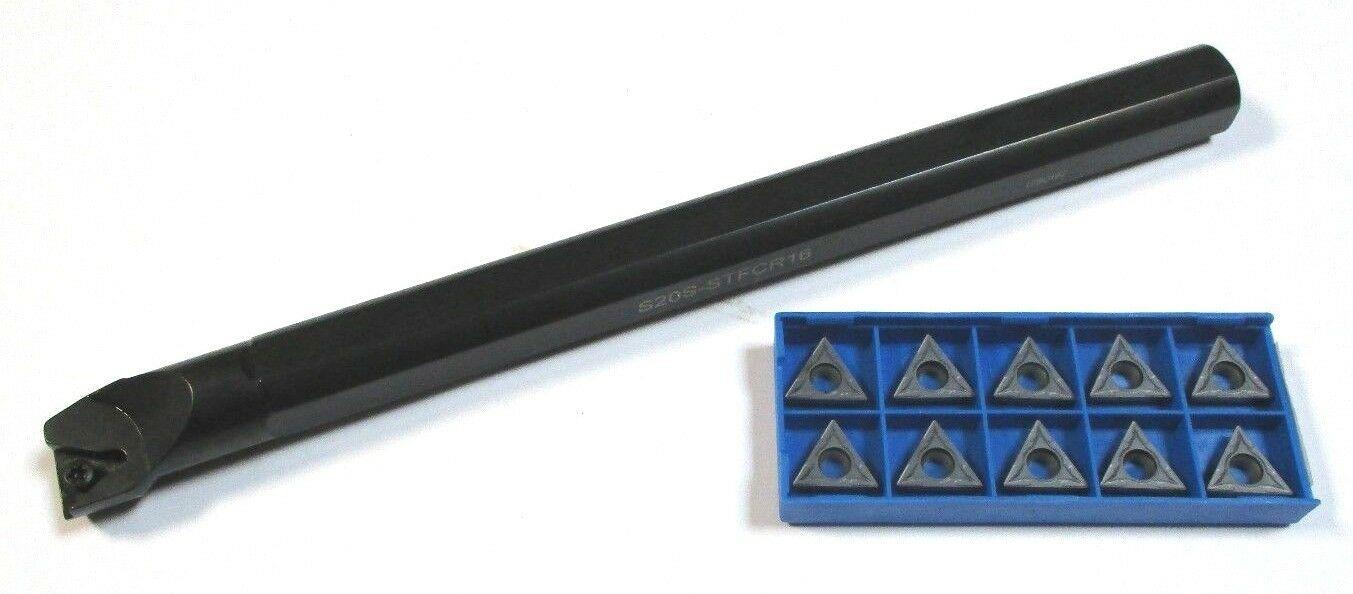 Bohrstange rechts Ø 20 mm STFCR 16 inkl.  10 WSP TCMT 16T304