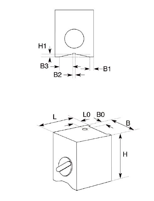 Ersatz-Magnetfuß für Magnetstative - M8/M10