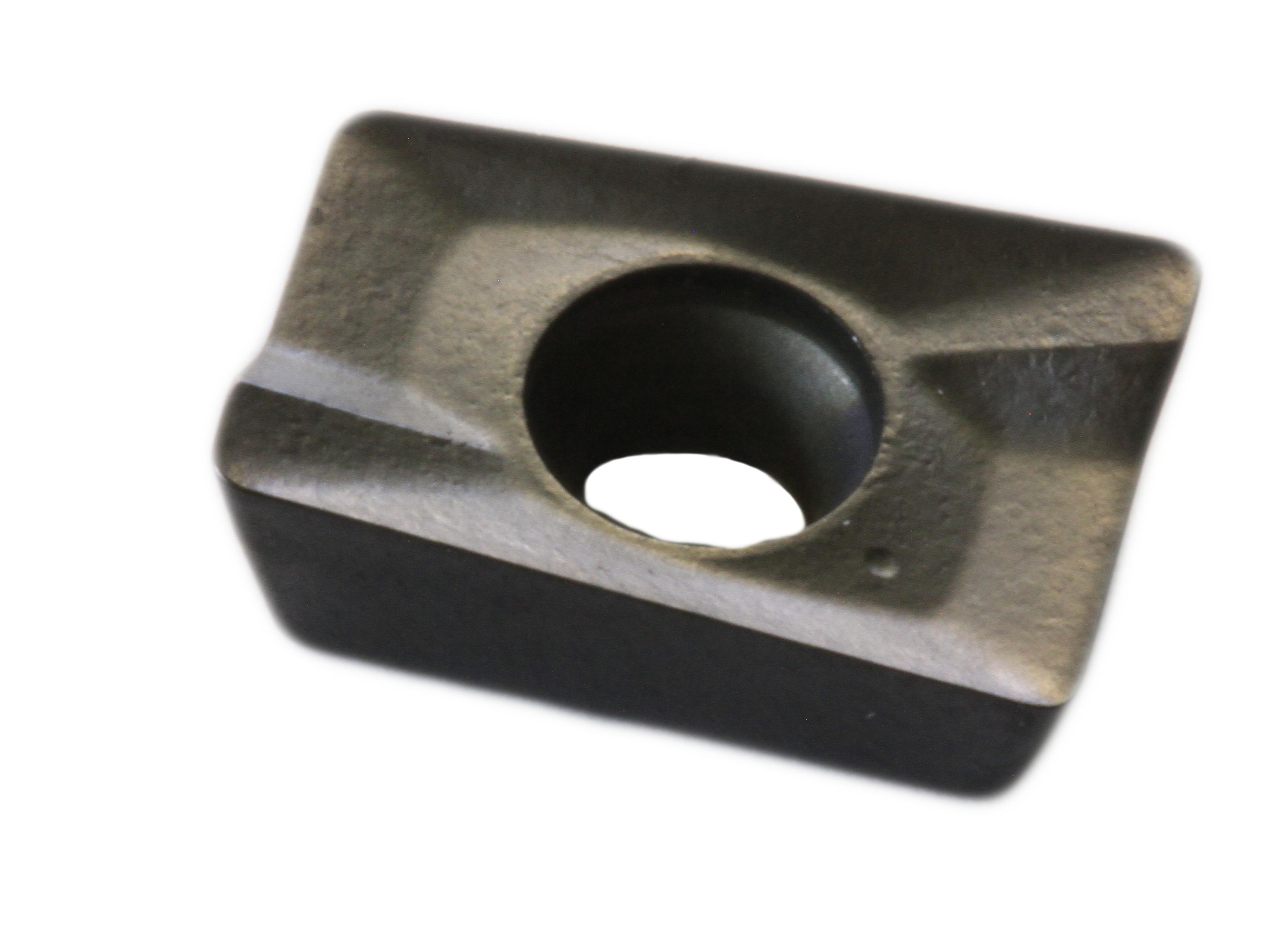APKT 1003 PDER-X1 TiAlN -  für Stahl / VA / GUSS
